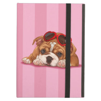 English Bulldog Puppy iPad Air Cover