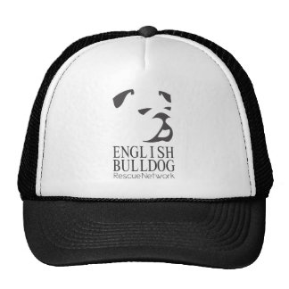 English Bulldog Rescue Cap