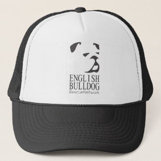 English Bulldog Rescue Trucker Hat