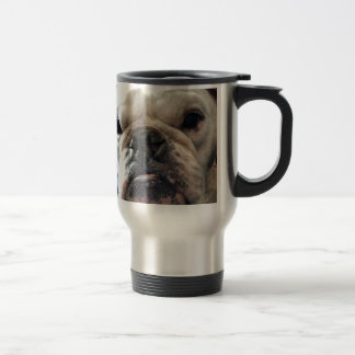 English Bulldog Travel Mug