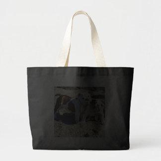 English Bulldogs Puppy Love! Jumbo Tote Bag