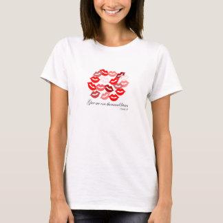 English-Catullus Five: 1,000 kisses T-Shirt