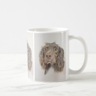 English Cocker Spaniel art. Coffee Mug
