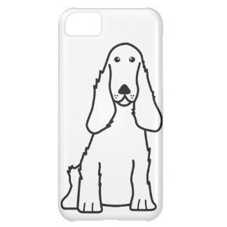 English Cocker Spaniel Dog Cartoon iPhone 5C Case