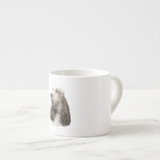 English Cocker Spaniel Espresso Cup