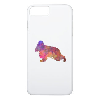 English Cocker spaniel in watercolor iPhone 8 Plus/7 Plus Case