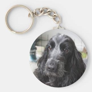 English Cocker Spaniel Key Ring
