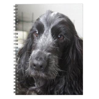 English Cocker Spaniel Notebook