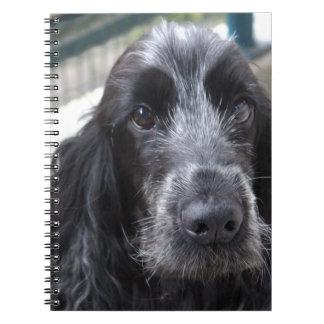 English Cocker Spaniel Notebooks