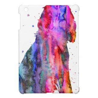 English Cocker Spaniel, watercolor Cocker Spaniel Cover For The iPad Mini