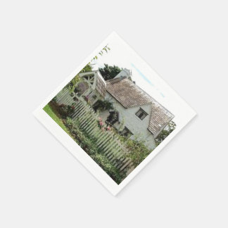 English Cottage Disposable Napkins