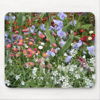 English Country Garden Mousepad