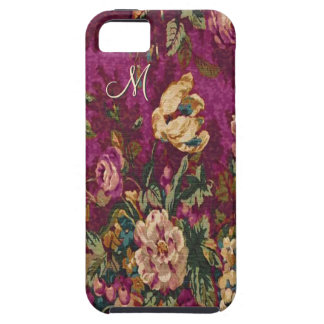 English Country  Monogram iPhone 5 Case