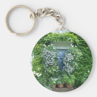 English Countryside Pictures Key Ring