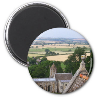 English Countryside Pictures Rockingham Castle (93 Magnet