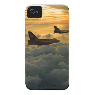 English Electric Lightning sunset flight Case-Mate iPhone 4 Case