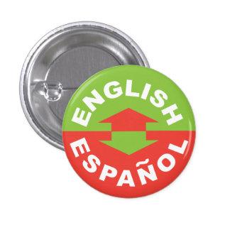 English Español - I Speak Spanish Button