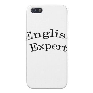 English Expert Cases For iPhone 5