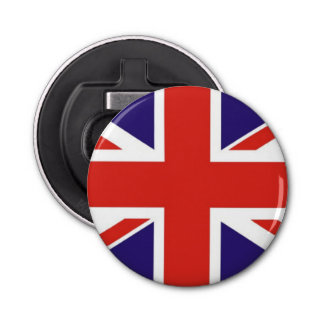English Flag Bottle Opener