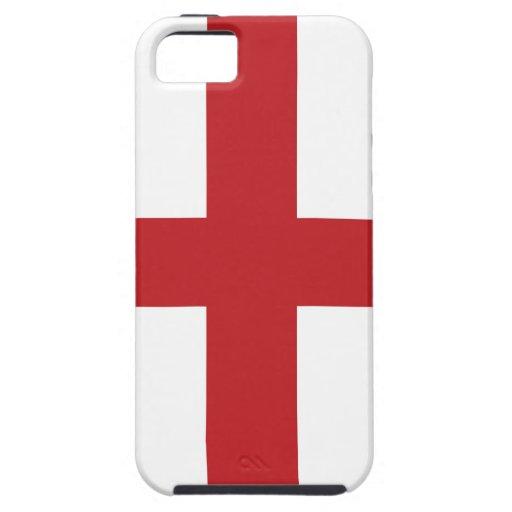 English flag iPhone 5 case