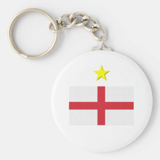 English Footie Key Chain