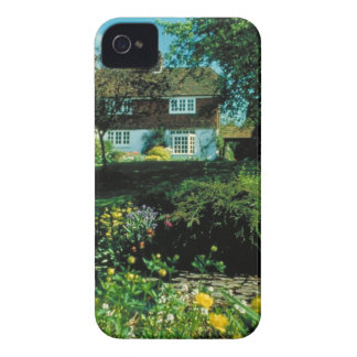 English garden & cottage Case-Mate iPhone 4 cases