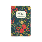 English Garden Personalised Floral Journal