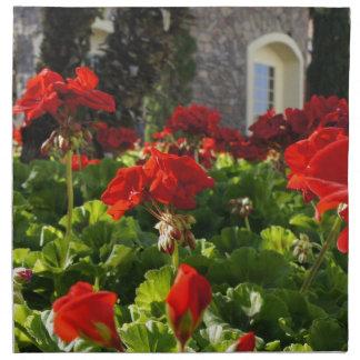 English Garden Printed Napkin