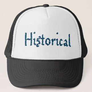English HISTORICAL in Stars Trucker Hat