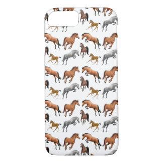 English Hunter Jumper Equestrian iPhone 7 Case