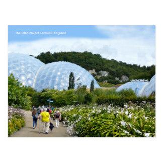 English image for postcard