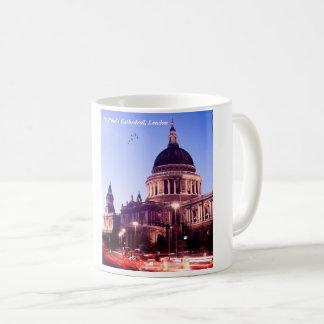English image for White Classic Mug