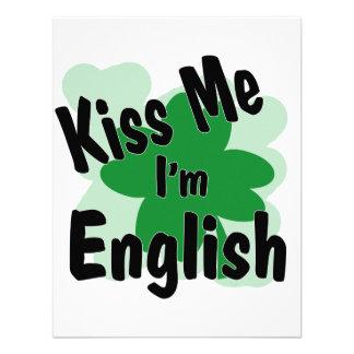 english custom invites