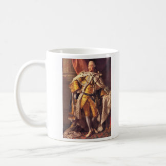English King George III by Studio of Allan Ramsay Coffee Mug