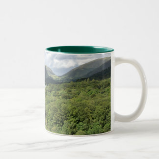 English Lake District Two-Tone Coffee Mug