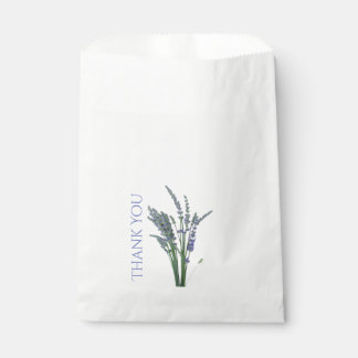 English Lavender Favor Bag
