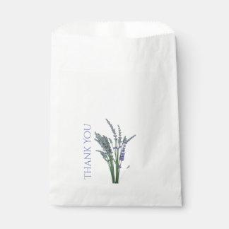 English Lavender Favour Bag Favour Bags