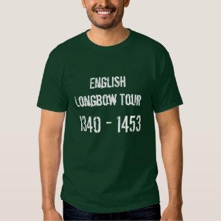 English Longbow Tour Tshirt