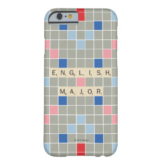 English Major Barely There iPhone 6 Case