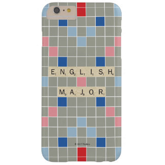 English Major Barely There iPhone 6 Plus Case