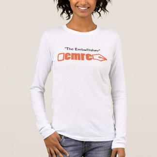 "English Majors, LLC  ""The Embellisher"" Long Sleeve T-Shirt"