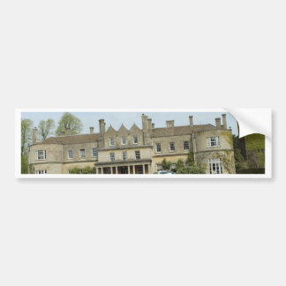 English Manor House Bumper Stickers