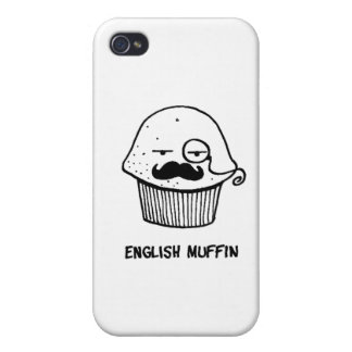 english muffin png cases for iPhone 4