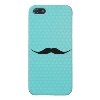 English Mustache iPhone 5 Cover