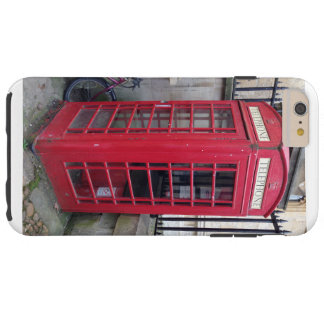 English Phone Booth iPhone 6 Plus Case