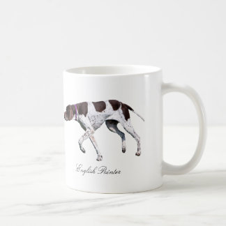English Pointer dog beautiful photo, gift Coffee Mug