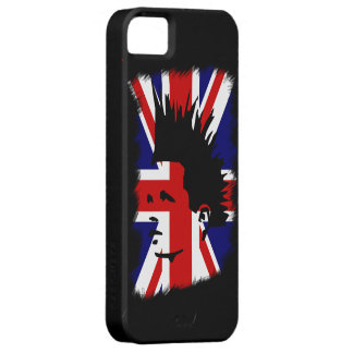 english punk flag/ iPhone 5 cover