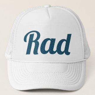 English RAD in Stars Trucker Hat