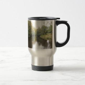 English river travel mug
