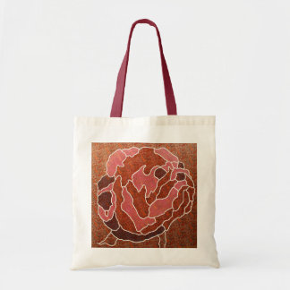 """English Rose"" by Axel Bottenberg Tote Bag"